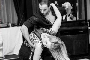 dancers-bw