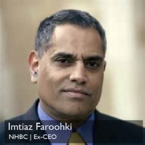 Imtiaz Faroohki - NHBC